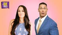 El 'smackdown' de Nikki Bella, confirmó que su relación con John Cena llegó a su fin