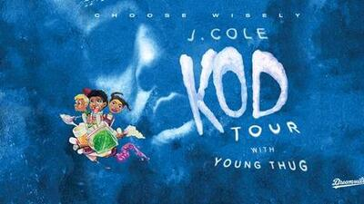 J Cole coming to San Antonio