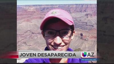 Investigan si restos descubiertos en el Gran Cañón son de joven desaparecida