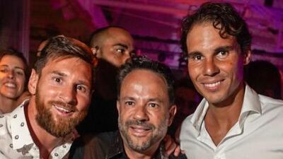 Lionel Messi y Rafael Nadal: La fiesta en la que dos genios mundiales se juntaron en Ibiza