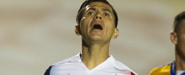 Chivas separa a Dieter Villalpando; atiende proceso legal