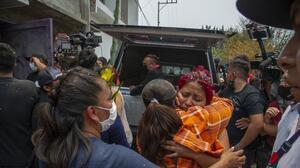 Ciudad de México promete indemnización de más de 30,000 dólares a los familiares de las víctimas de la tragedia en el metro