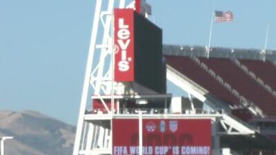 El estadio Levi's podría ser sede mundialista en 2026