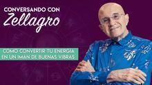 Conversando con Zellagro: Cómo convertir tu energía en un imán de buenas vibras