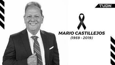 TUDN lamenta profundamente la muerte de Mario Castillejos
