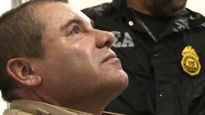 Con más de 40 actores internacionales y un gran equipo técnico, Crónicas recrea el juicio de 'El Chapo'