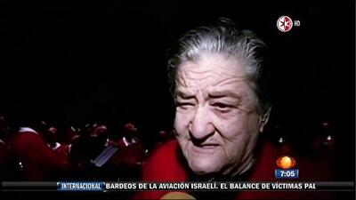 """Mamá Rosa habla del albergue """"La gran familia"""""""