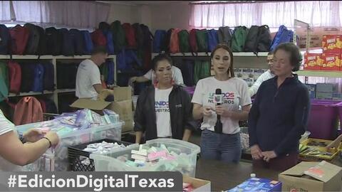 """Univision San Antonio se une a la campaña """"Unidos por los nuestros"""""""
