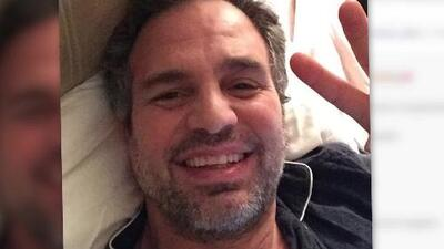 Mark Ruffalo agradece su SAG Award en Twitter