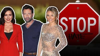 Estos actores le pusieron un alto a sus 'haters' en redes sociales