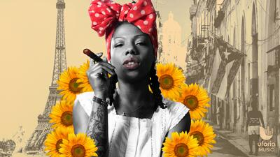La Dame Blanche trae sensibilidad y fuerza afrocubana al hip hop