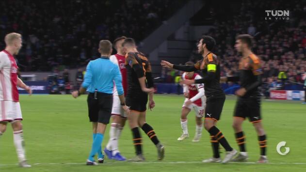 Calientito y dramático final! Ajax va al frente desesperado, pero queda fuera de Champions