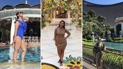 Lo que pasa en Las Vegas, se queda en el teléfono de Mafer Alonso