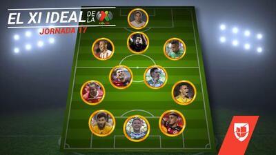 Este es el Once Ideal de la última jornada del Clausura 2018