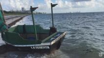 Cinco balseros cubanos son detenidos en un resort de lujo en Florida