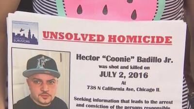 Familia de un hispano asesinado hace tres años en Chicago clama justicia y pide que su crimen no quede impune