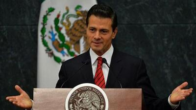 Peña Nieto ignora el muro de Trump en su mensaje a la nación tras el triunfo electoral del magnate