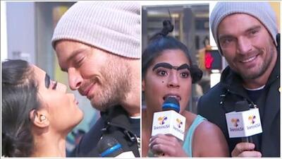 """""""Todos los besos de Julián Gil ya están comprados"""": con esta frase Mela pone sus donativos en la Teletón"""