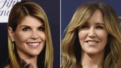 Estas actrices de Hollywood están envueltas en un escándalo de corrupción universitaria