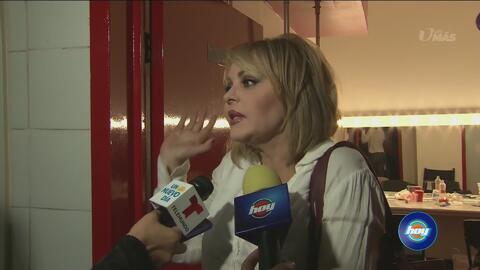 """¿Se reunirán?: Gaby Spanic hablará lo que le """"dé la gana"""" sobre Lucero (le da coraje que la pongan como """"la mala"""")"""