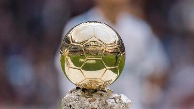 La revista France Football definió los 30 candidatos a ganar el Balón de Oro