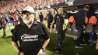 """No tiene """"principios de Alzheimer"""", aclara el abogado de Maradona"""