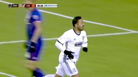 ¡Regresa y Anota! Marco Fabián perfora las redes con un zapatazo y marca su segundo gol en MLS