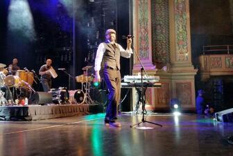 10 fotos del concierto de Juan Luis Guerra