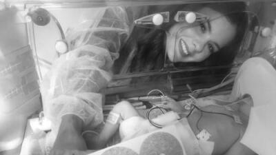 Muere la hija del reggaetonero Wisin un mes después de nacer con una rara enfermedad