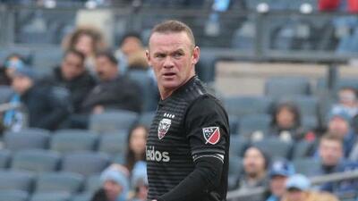 Tras conseguir su primer triplete en MLS, Wayne Rooney es elegido como Jugador de la Semana