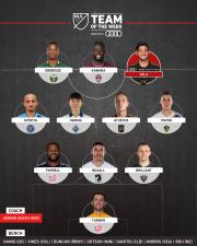 'Carlitos Way' en LA: Vela encabezan el Equipo Ideal de la Jornada en la MLS
