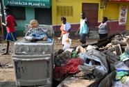 """¿Fue el huracán Eta la """"última gota"""" para que centroamericanos emprendan una nueva caravana hacia EEUU?"""