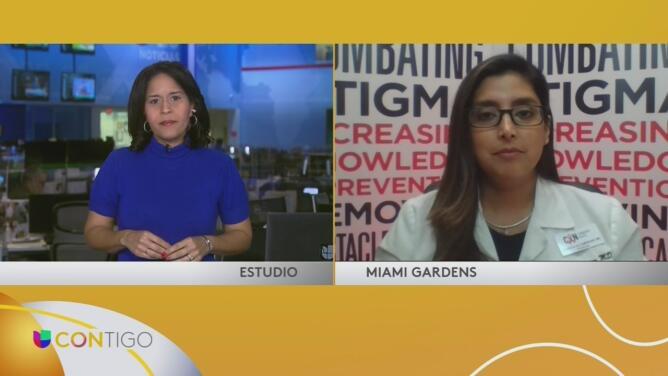 Se estima que hay más de 27,000 personas con VIH en Miami Dade