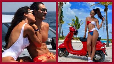 Con este romántico mensaje Zuleyka Rivera celebra un año de relación con su novio mexicano