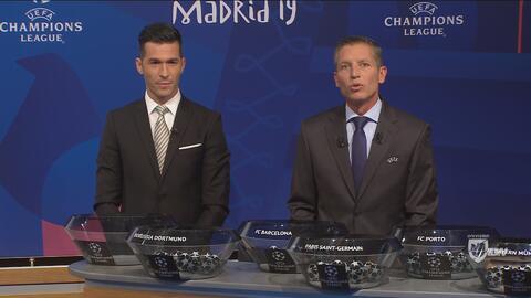 Las condiciones de la UEFA para definir los Octavos de Final de la Champions League
