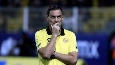Luis Islas le dijo adiós a Maradona y Dorados