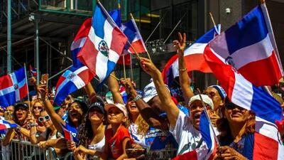 ¡Míralo completo! Así transcurrió el Desfile Dominicano en Nueva York