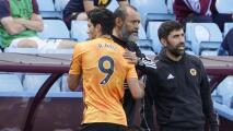 Wolves no asegura que Raúl juegue si pasa pruebas médicas