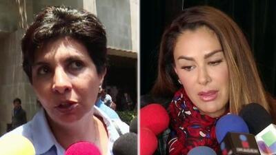 Abogada de Marjorie de Sousa deja el caso de Ninel Conde contra Giovanni Medina