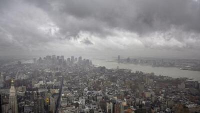 Las lluvias y el frío predominarán durante este martes en Nueva York