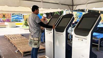 Así están los preparativos en El Salvador para las elecciones presidenciales de este domingo