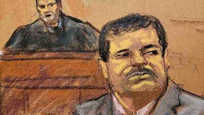 Termina el juicio contra 'El Chapo' Guzmán con una sentencia a cadena perpetua por narcotráfico