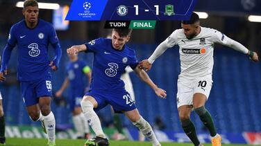 Chelsea empata con el Krasnodar, pero termina como líder de grupo