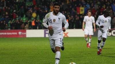 ¿Nueva competencia para Lainez? Nabil Fekir llega al Betis
