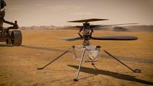 Helicóptero de la NASA busca probar si es posible volar en Marte