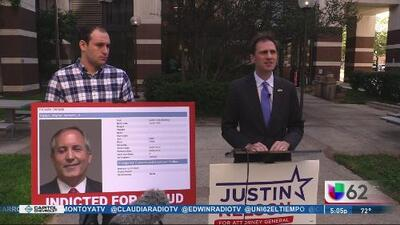 Justin Nelson promete combatir la corrupción si se queda como procurador general de Texas