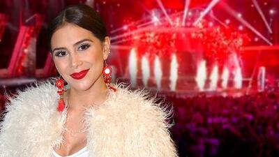 """Para Greeicy Rendón es una """"súper noticia"""" enterarse que está nominada a los Premios Juventud junto a Cardi B"""