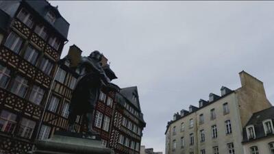 La histórica Rennes: una ciudad medieval que tiene en su estadio una fortaleza para su equipo
