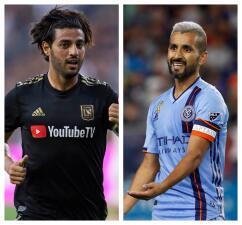 EN IMÁGENES: Estos serán los protagonistas de los Playoffs de la MLS 2019