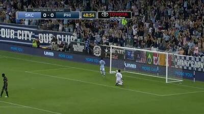 Con gol chileno, Sporting Kansas City logró mantener récord de 19 partidos sin perder en casa